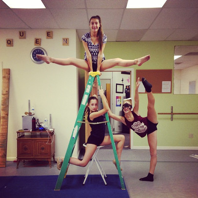 Ladder queens!
