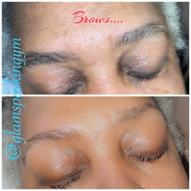 Brow Wax Treatment