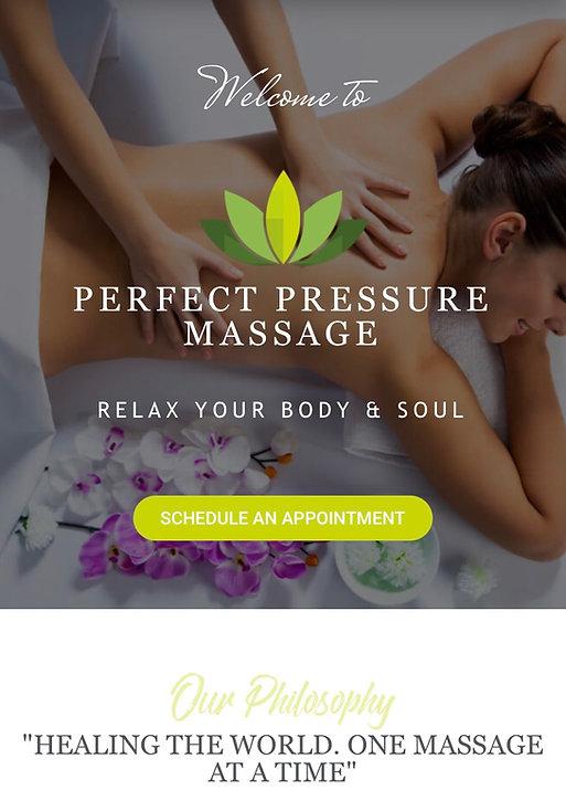 Perfect Pressure Massage