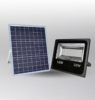 GOG - 46 -  50W פרוז'קטור סולארי צבעוני