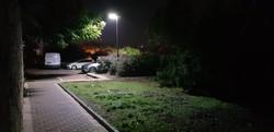 תאורה סולארית לגינה