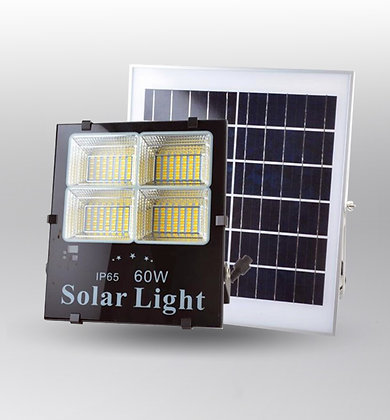 GOG - 36 -  60W פנס הצפה סולארי