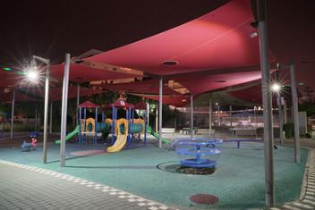 תאורה רחוב סולארית גן ילדים
