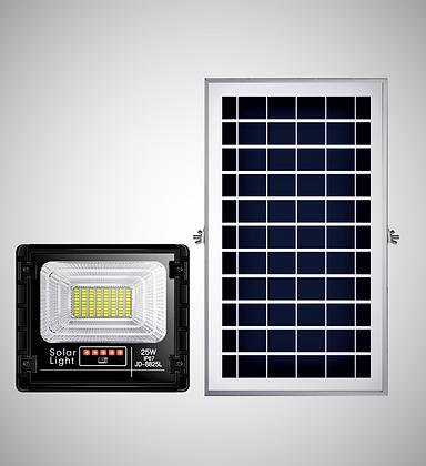 GOG - 34 -  25W פנס הצפה סולארי