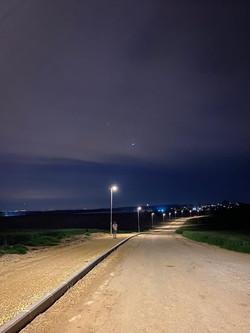 תאורה סולארית לרחוב