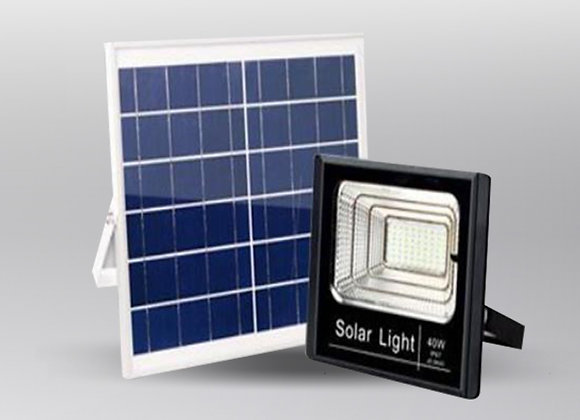 GOG-26- תאורת הצפה סולארית