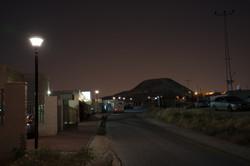 תאורה סולארית פוריקט גוש עציון