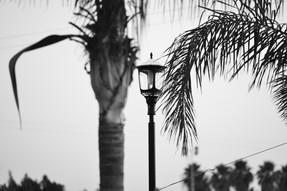 תאורה סולארית רחוב