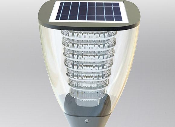 """GOG-08 - מנורת גן """"עמודון"""" מודרני"""
