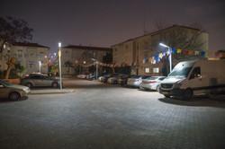 תאורה סולארית פוריקט עיריית שדרות