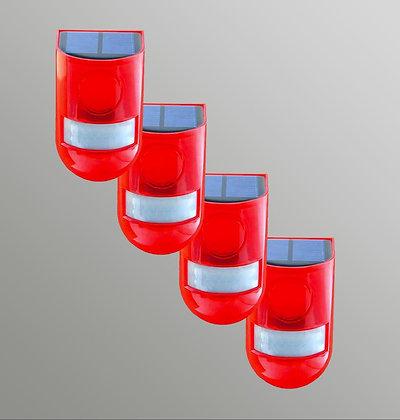 """מארז - רביעיית מנורות דגם """"סלקטור"""""""