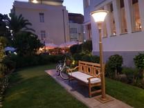 תאורה רחוב סולארית מלון נורמן התקנה