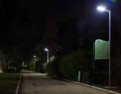 תאורה סולארית