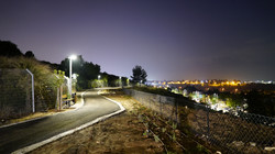 תאוןרת רחוב סולארית
