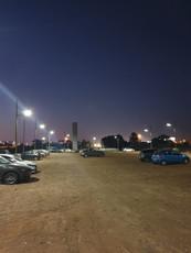 תאורה רחוב סולארית חניון