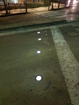תאורה סולארית כביש