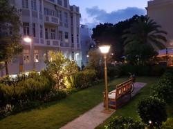 תאורה סולארית פוריקט מלון נורמן