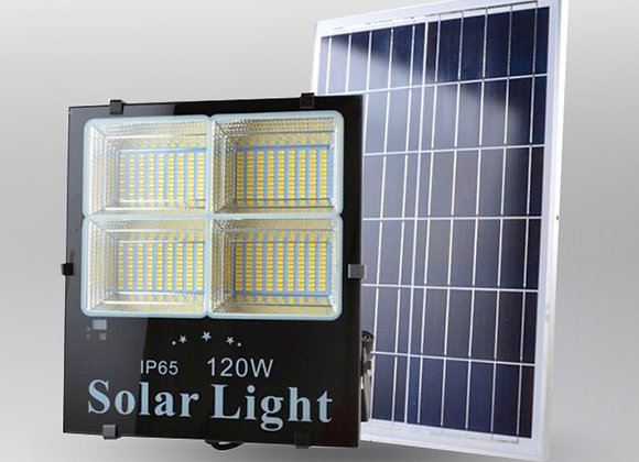 GOG - 37 - פנס הצפה סולארי בגוון לבחירה