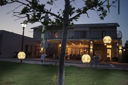 תאורה סולארית פוריקט בית פרטי