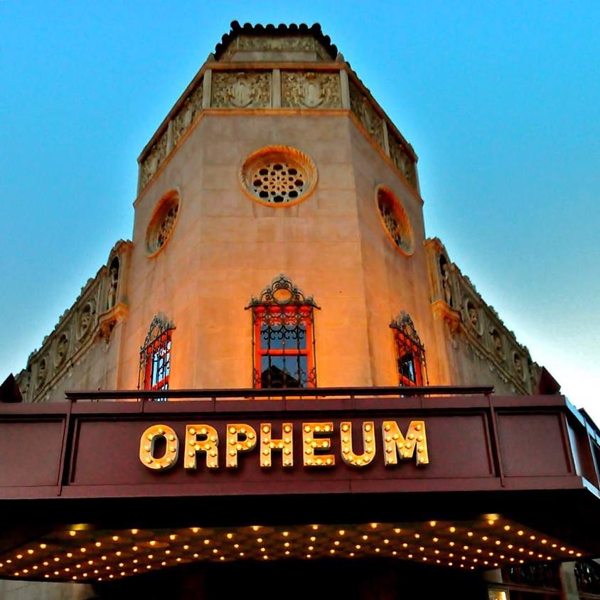 Orpheum Theatre Free Public Tour (12:00p)