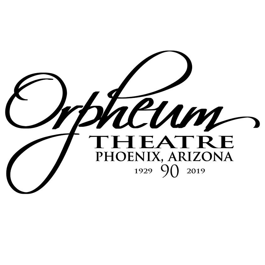 Orpheum Theatre - 1:00p Tour