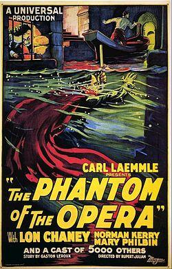 """""""Phantom"""" Comes to the Orpheum"""