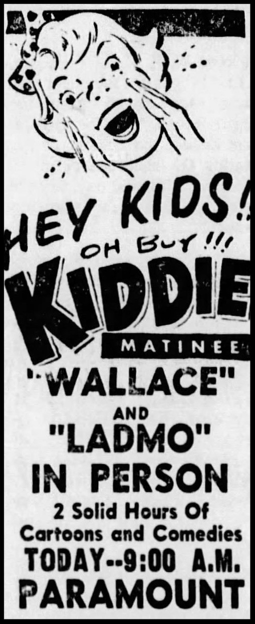 It's Wallace & Ladmo ... and yes, Gerald too!