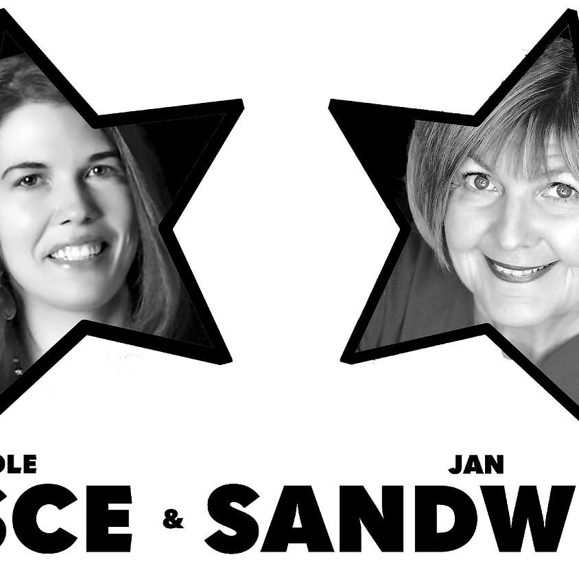 "Pesce & Sandwich ""Hooray for Hollywood!"""