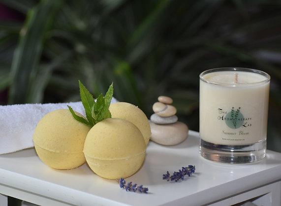 Organic Lavender & Peppermint - 5 per box