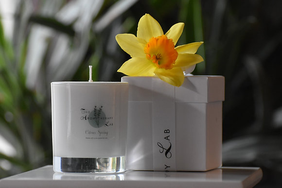 Citrus Spring Candle