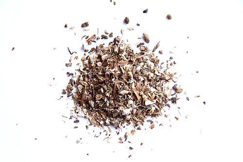 dandelion root raw organic herbal tea