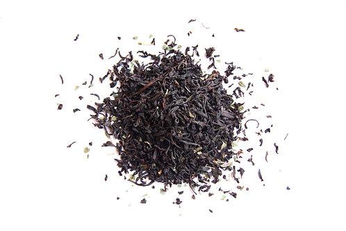 peppermint chocolate black tea blend