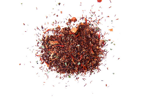 Corsican Pear and Spice Flavored Rooibos Loose Leaf Tea