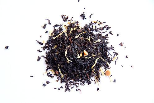 caramel black tea blend
