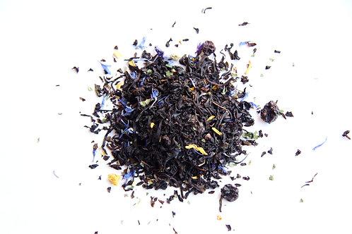 black current black tea blend