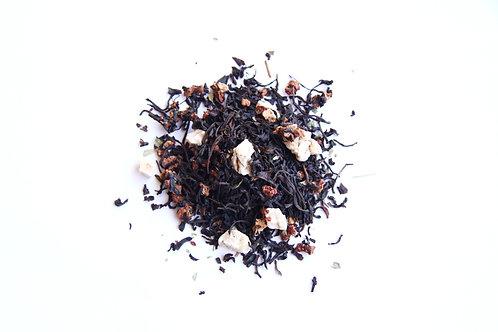 strawberry fruity black tea blend