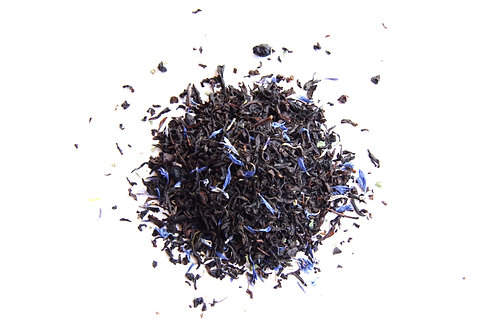 Canadian blueberry black tea blend
