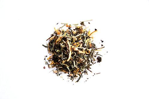 Balance detox tea with ginger & sencha green tea