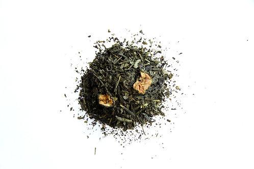 melon cucumber fruity green tea blend