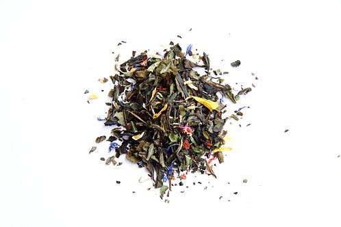 flavoured white tea blend