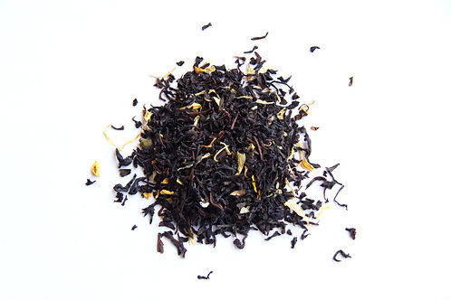 Monk's spice black tea blend