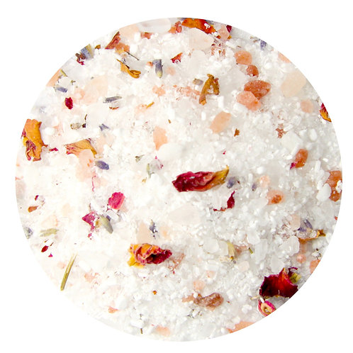 Heaven Scent Handmade Natural Bath Salts