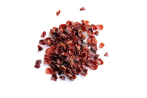 rosehips for Vitamin C herbal tea