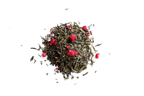 raspberry green tea blend