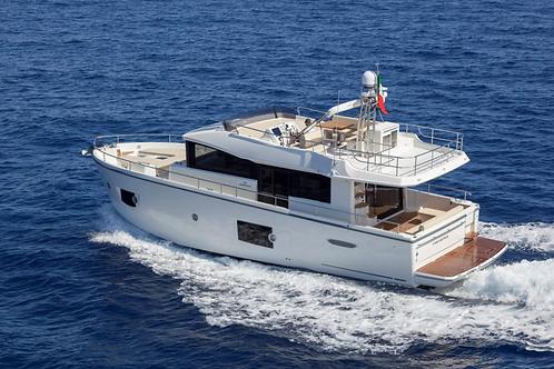 Cranchi Eco Trawler 53