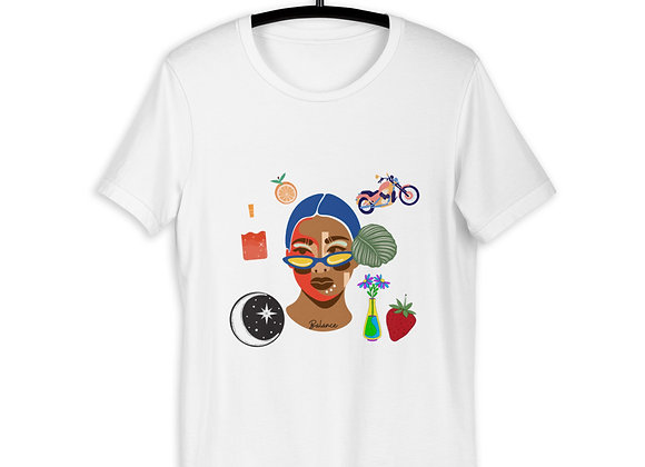 Balanced Short-Sleeve Unisex T-Shirt