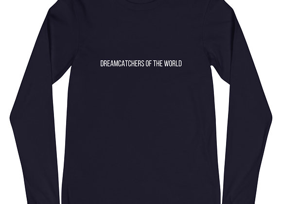 Dream Catchers Of The World Unisex Long Sleeve Tee