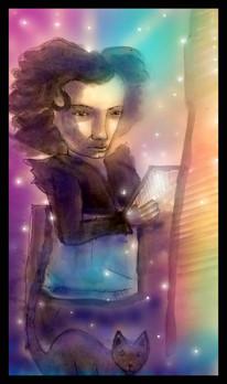 Enchanted Self Portrait