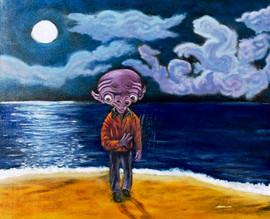 Alien Shoreline