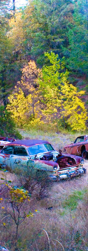 the Final Rusting Place